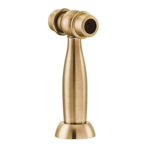 Abode HENDON Sidespray Tap in Forged Brass - AT3101