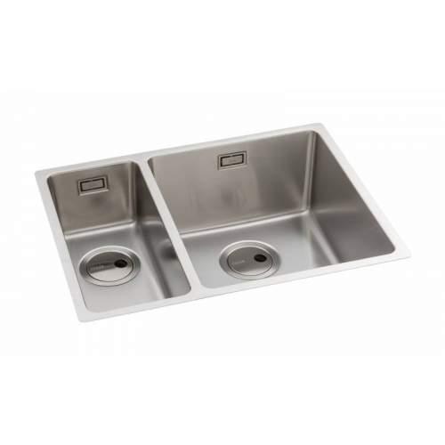 Abode Matrix R15 1.5 Bowl Kitchen Sink - AW5124 & AW5126