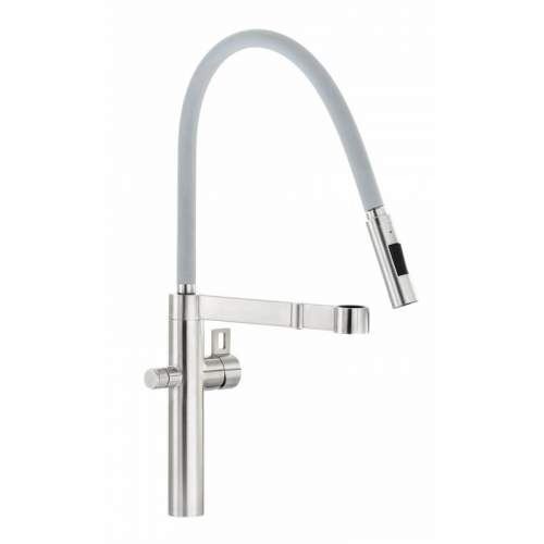 Abode LANZA Stainless Steel Professional Aquifier Filter Tap - AT2080