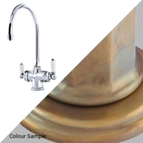 Perrin & Rowe Polaris 3 in 1 Instant Hot Water Kitchen Tap