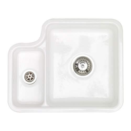 Astracast LINCOLN 1.5 Bowl Undermount Ceramic Kitchen Sink