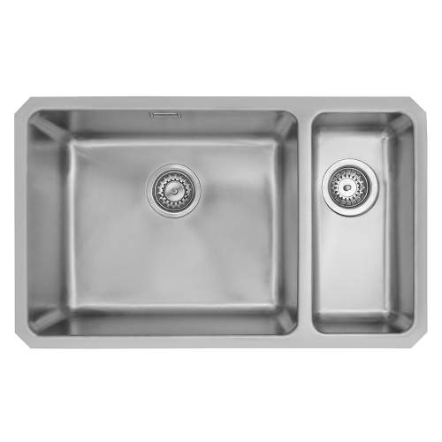 Bluci ORBIT 4818 Undermount 1.5 Bowl Kitchen Sink