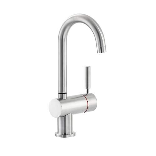 Abode PT1119 ProUno Hot Water Tap in Brushed Nickel