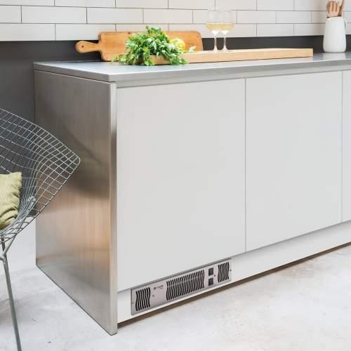 Caple PH501E Electric Plinth Heater