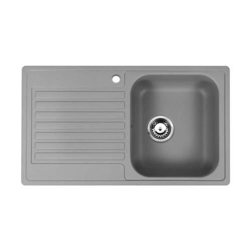 Reginox Regi-Color CENTURIO Single Bowl Kitchen Sink