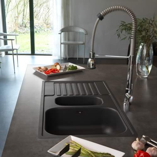Reginox Regi-Color CENTURIO 1.5 Bowl Kitchen Sink