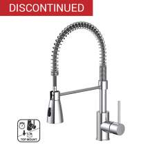 Teka TTM108C Professional Style Kitchen Sink Tap in Chrome