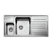 Teka STAGE 60 B 1.5 Bowl Stainless Steel Kitchen Sink