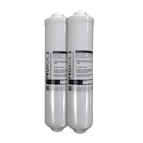 Abode Pronteau 3 IN 1 Replacement Filter Cartridges (Twin Pack)