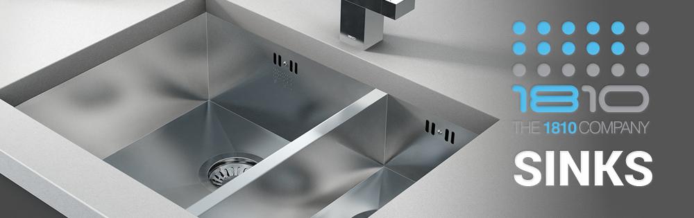 1810 Company Kitchen Sinks