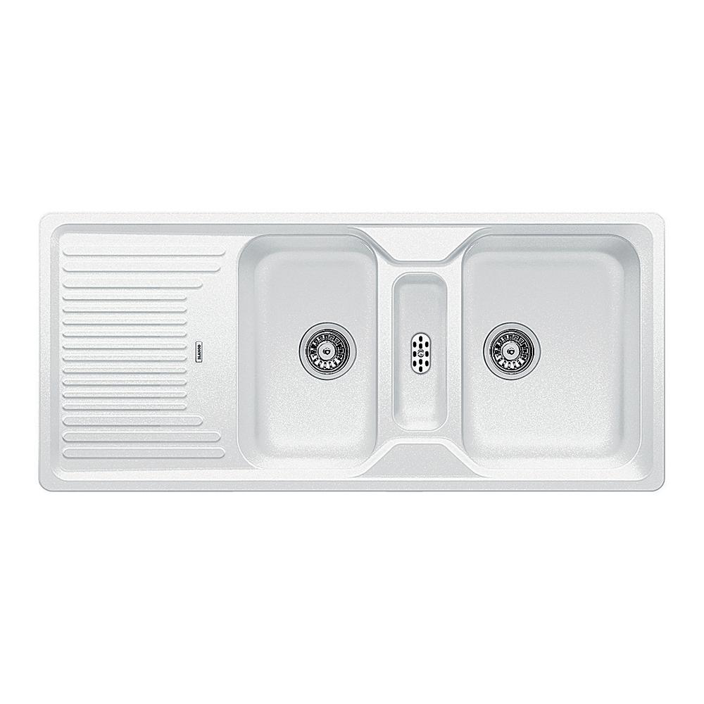 Blanco Classic 8 S Silgranit 2 5 Bowl Kitchen Sink Sinks