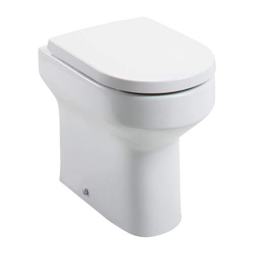 Montego Back to Wall Toilet