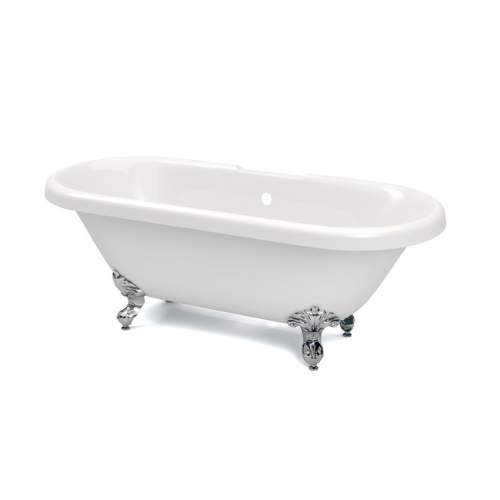 Aquabro DIBFP2010 Richmond Freestanding Bath with Feet