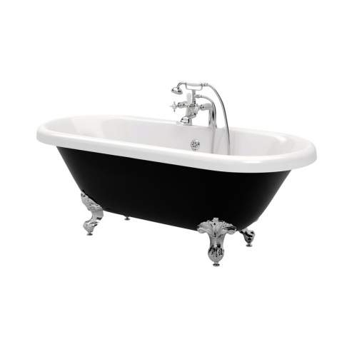 Aquabro DIBFP2008 Richmond Freestanding Bath with Feet