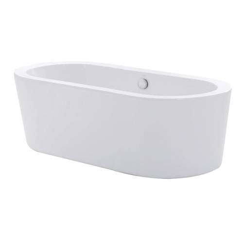 Aquabro Sloane DIBF0030 Freestanding Double Ended Bath