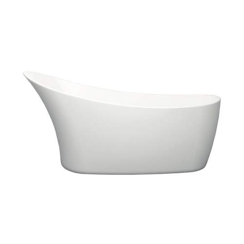 Aquabro Farringdon Classic Freestanding Single Ended White Bath