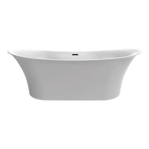 Aquabro Bexley DIBF0034 Modern Freestanding Double Ended Bath
