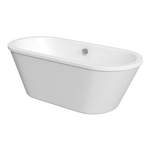 Aquabro Savoy DIBF0040 Freestanding Modern Double Ended Bath