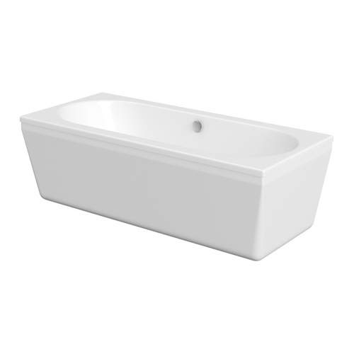 Aquabro Edinburgh DIBF0038 Freestanding Modern Double Ended Bath
