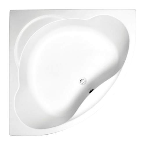 Aquabro Laguna DIBC0010C Double End Corner Bath