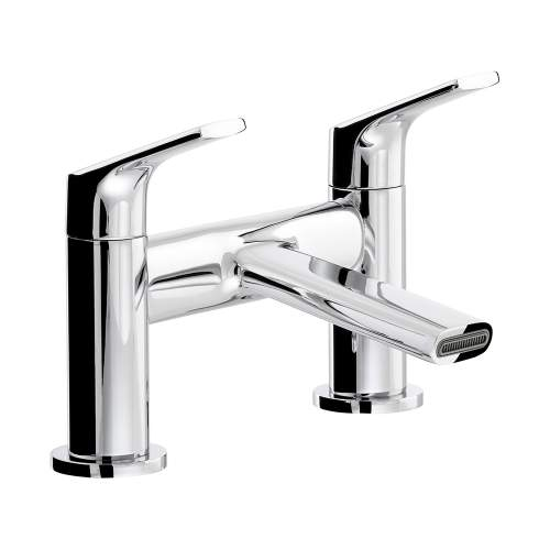 Abode SQUIRE AB2651 Deck Mounted Bath Filler