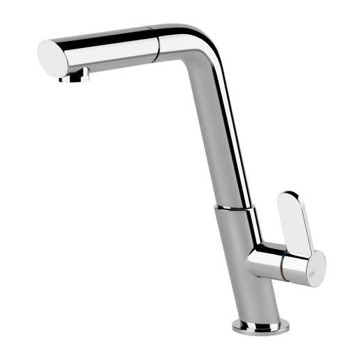 Gessi OCEAN 50007 Monobloc Pull-Out Kitchen Tap