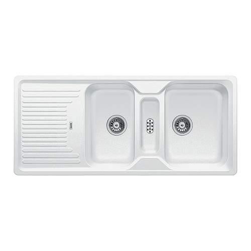 Blanco CLASSIC 8 S BL467970 SILGRANIT 2.5 Bowl Kitchen Sink