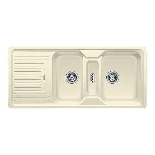 Blanco CLASSIC 8 S BL467971 SILGRANIT 2.5 Bowl Kitchen Sink