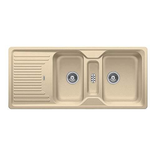 Blanco CLASSIC 8 S BL467974 SILGRANIT 2.5 Bowl Kitchen Sink