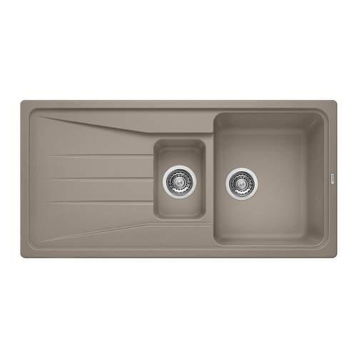Blanco SONA 6 S BL467835 Silgranit 1.5 Bowl Sink