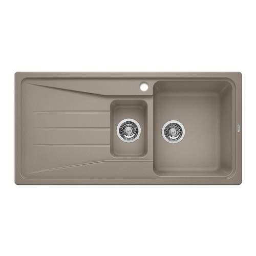 Blanco SONA 6 S BL467835-LH Silgranit 1.5 Bowl Sink