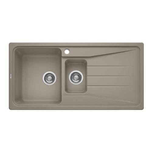 Blanco SONA 6 S BL467835-RH Silgranit 1.5 Bowl Sink