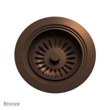 Perrin & Rowe 6400BZWaste Kit for Single Bowl Sinks in Bronze