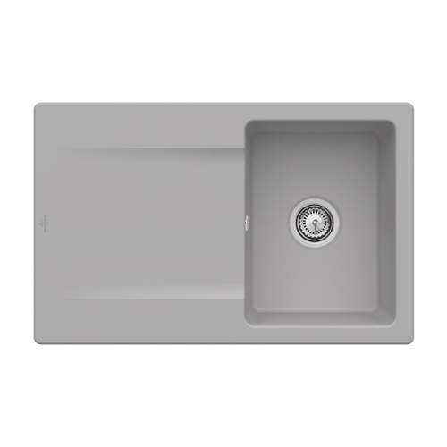 Villeroy & Boch Siluet 45 3334-00-KD Single Compact Bowl Sink