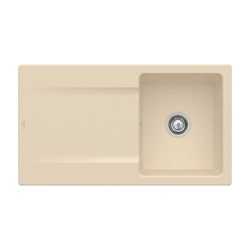 Villeroy & Boch Siluet 50 3335-00-I5 Single Bowl Sink