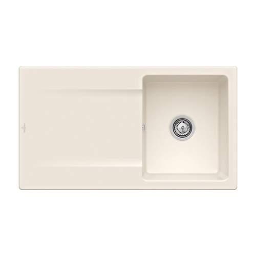 Villeroy & Boch Siluet 50 3335-00-KR Single Bowl Sink