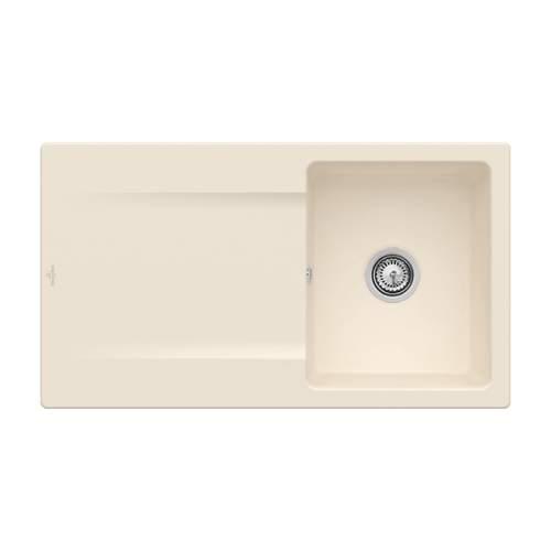 Villeroy & Boch Siluet 50 3335-00-FU Single Bowl Sink