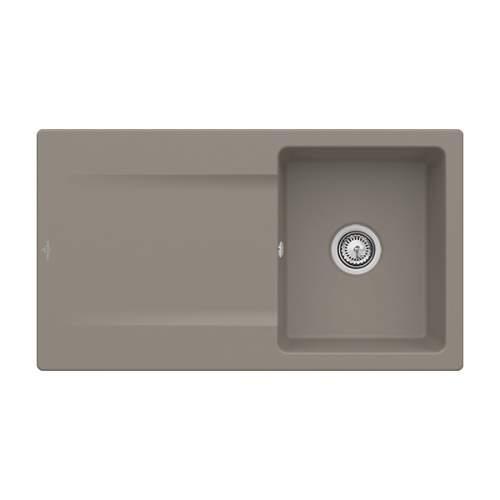 Villeroy & Boch Siluet 50 3335-00-TR Single Bowl Sink