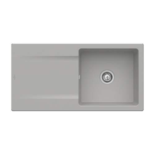 Villeroy & Boch Siluet 60 Single Large Bowl Sink
