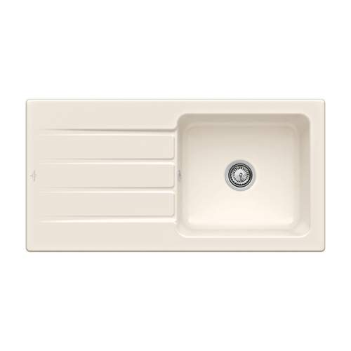 Villeroy & Boch Architectura 60 Single Bowl Ceramic Sink