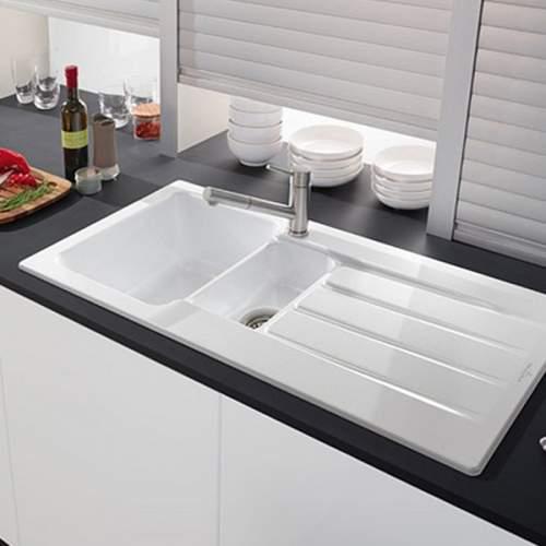 Villeroy & Boch Architectura 60 XR 1.5 Bowl Ceramic Sink