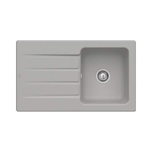 Villeroy & Boch Architectura 50 Classic Line Compact 1.0 Bowl Sink