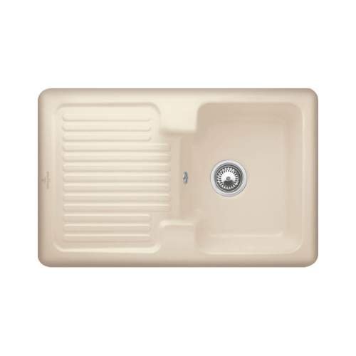 Villeroy & Boch CONDOR 45 Ceramic Line 1.0 Bowl Kitchen Sink