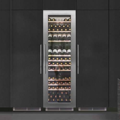Caple WC179 In-Column Triple Zone Wine Cabinet