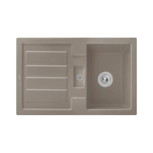 Villeroy & Boch FLAVIA 45 Premium Line 1.25 Bowl Kitchen Sink