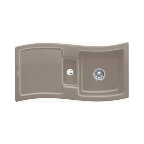 Villeroy & Boch NEW WAVE 60 Premium Line 1.5 Bowl Sink
