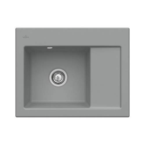 Villeroy & Boch SUBWAY 45 Compact Classic Line Sink Stone