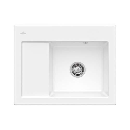 Villeroy & Boch SUBWAY 45 Compact Premium Line Sink