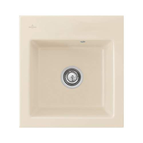 Villeroy & Boch SUBWAY XS Classic Line Single Bowl Kitchen Sink