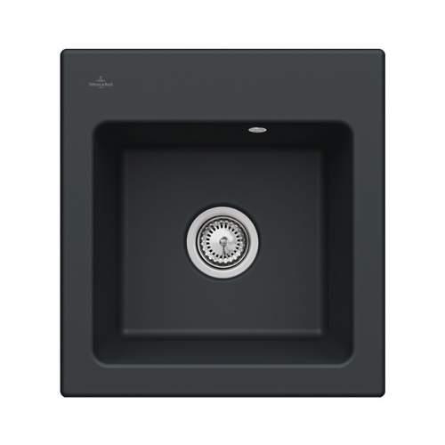 Villeroy & Boch SUBWAY XS Premium Line Single Bowl Kitchen Sink